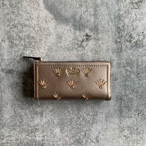 Kate Spade New Rose Gold Patterson Drive Wallet